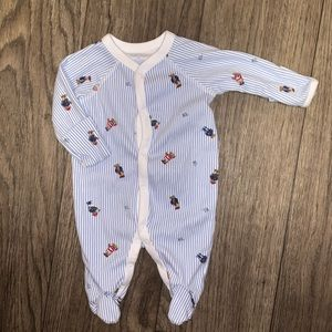 Polo Bear Ralph Lauren Infant One Piece